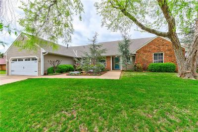 Oklahoma City Single Family Home For Sale: 6100 Sudbury Drive