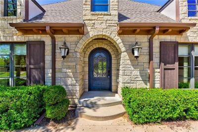 Edmond Single Family Home For Sale: 2301 Bull Run