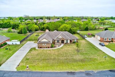 Oklahoma City Single Family Home For Sale: 3900 SE 86th Place