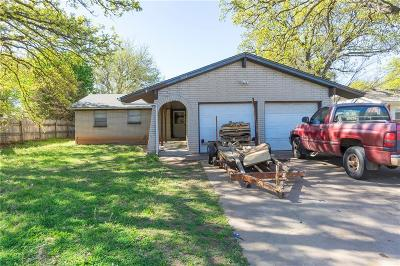 Del City Single Family Home For Sale: 3804 Greenway Terrace