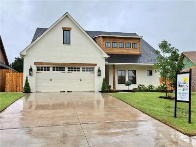 Edmond Single Family Home For Sale: 7217 Skipping Stone Drive