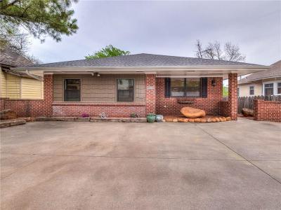 El Reno Single Family Home For Sale: 909 S Macomb Avenue