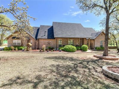 Blanchard Single Family Home For Sale: 2260 Oakmont Drive