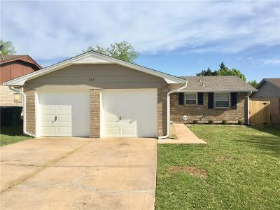 Oklahoma City Single Family Home For Sale: 205 NW 87th Street
