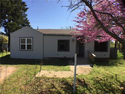 Oklahoma City Single Family Home For Sale: 2600 N Trosper Drive