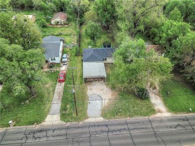 Oklahoma City Single Family Home For Sale: 2016 N Midwest Boulevard