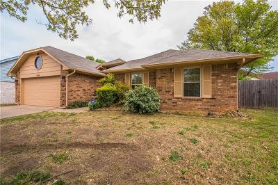 Oklahoma City Single Family Home For Sale: 5405 SE 88th Street