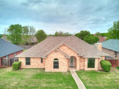 Edmond Single Family Home For Sale: 709 NW 142nd Street
