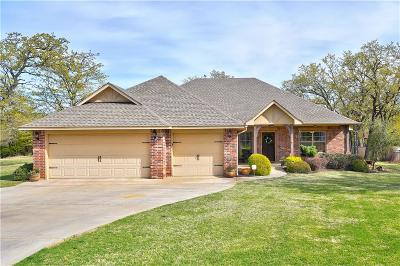 Guthrie Single Family Home For Sale: 901 Hidden Oaks Way