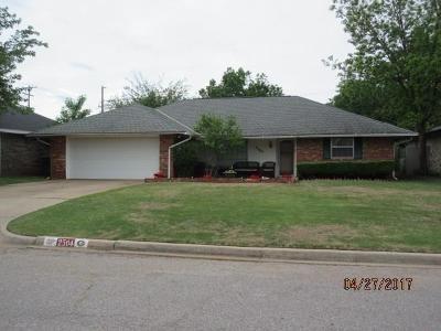 Oklahoma City Single Family Home For Sale: 2504 NW 116th Street