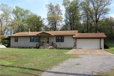 Lincoln County Single Family Home For Sale: 339604 E Highway 66 Highway