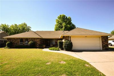 Norman Single Family Home For Sale: 2322 Westwood Drive
