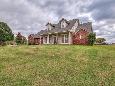 Tuttle Single Family Home For Sale: 1211 County Street 2920