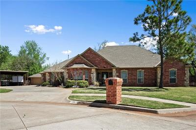 Mustang Single Family Home Pending: 1301 Continental Way