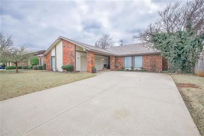 Oklahoma City Attached For Sale: 12505 Eric Field Place