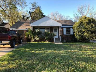 Oklahoma City Single Family Home For Sale: 3125 NW 43rd Street