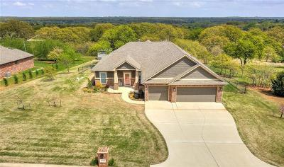 Guthrie Single Family Home For Sale: 12460 Smokey Ridge