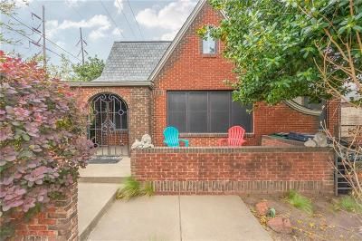 Oklahoma City Single Family Home For Sale: 2861 NW 21st Street