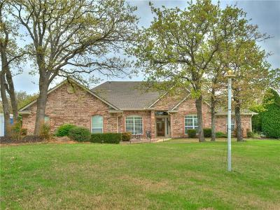Oklahoma City Single Family Home For Sale: 7912 Double Springs Drive