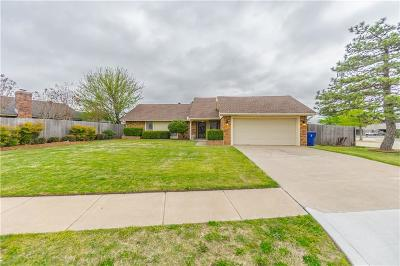Norman Single Family Home For Sale: 1211 Crossroads Court