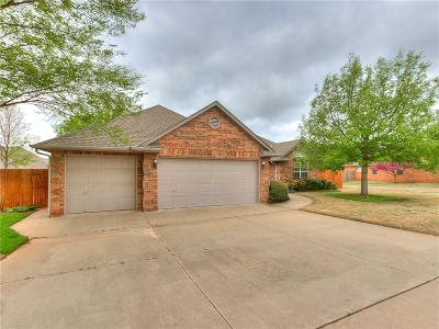 Edmond Single Family Home For Sale: 15821 Harts Mill Road
