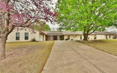 Del City Single Family Home For Sale: 708 Howard Drive