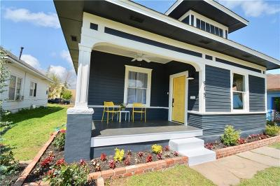 Oklahoma City Single Family Home For Sale: 915 NW 22nd Street