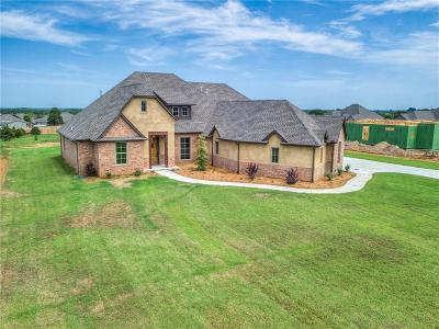 Choctaw Single Family Home For Sale: 16303 Silver Spring Drive