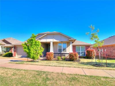 Norman Single Family Home For Sale: 821 Sedona Drive