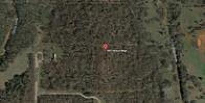 Noble Residential Lots & Land For Sale: 5001 S Hickory Ridge