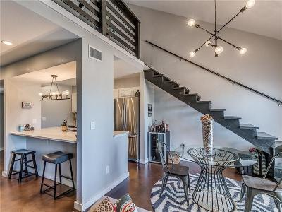 Oklahoma City Condo/Townhouse For Sale: 931 NW 7th Street #203