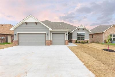 Moore OK Single Family Home For Sale: $209,900