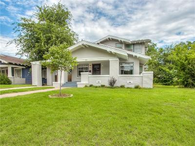 Oklahoma City Single Family Home For Sale: 123 NW 22nd Street