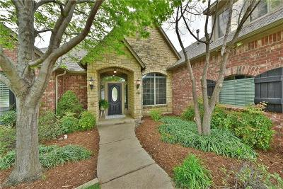 Edmond Single Family Home For Sale: 3225 Amberwood Court