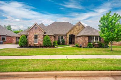 Edmond Single Family Home For Sale: 1805 NW 196th Street