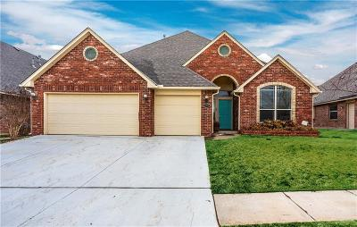 Single Family Home For Sale: 15509 Creek View Drive