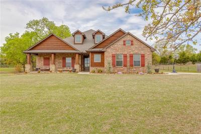 Blanchard Single Family Home For Sale: 8373 Shadow Lake Drive