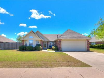 Norman Single Family Home For Sale: 3708 Crail Drive