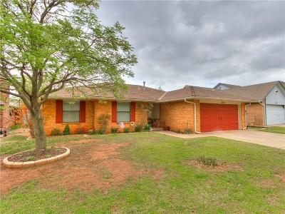 Oklahoma City Single Family Home For Sale: 3213 SW 100th Street