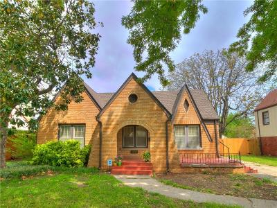 Oklahoma City Single Family Home For Sale: 3149 NW 24th Street