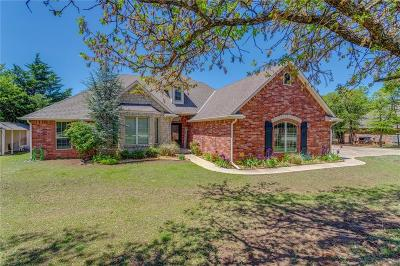 Blanchard Single Family Home For Sale: 26831 Briar Oak Drive