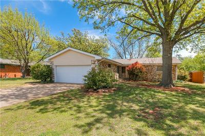 Oklahoma City Single Family Home For Sale: 10808 Sunnymeade Place