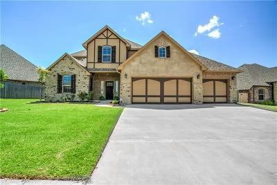 Lincoln County, Oklahoma County Single Family Home For Sale: 19005 Barnstable Court