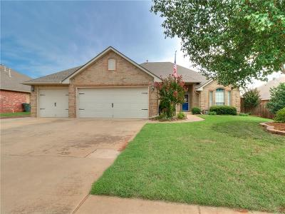 Edmond Single Family Home For Sale: 2013 Willow Bend Drive