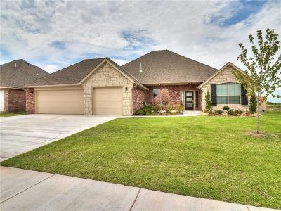 Oklahoma City Single Family Home For Sale: 4001 Carmona Lakes Drive