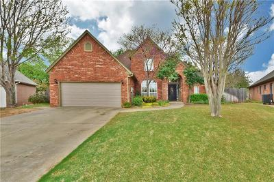Edmond Single Family Home For Sale: 509 Redvine Road