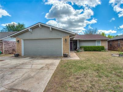 Yukon Single Family Home For Sale: 10412 Glascow Drive