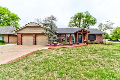Oklahoma City Single Family Home For Sale: 4801 NW 33rd Street
