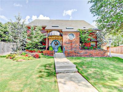 Oklahoma City Single Family Home For Sale: 3332 Stonybrook Court