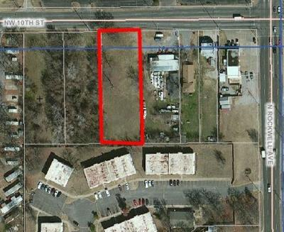 Oklahoma City Residential Lots & Land For Sale: 7116 NW 10th Street